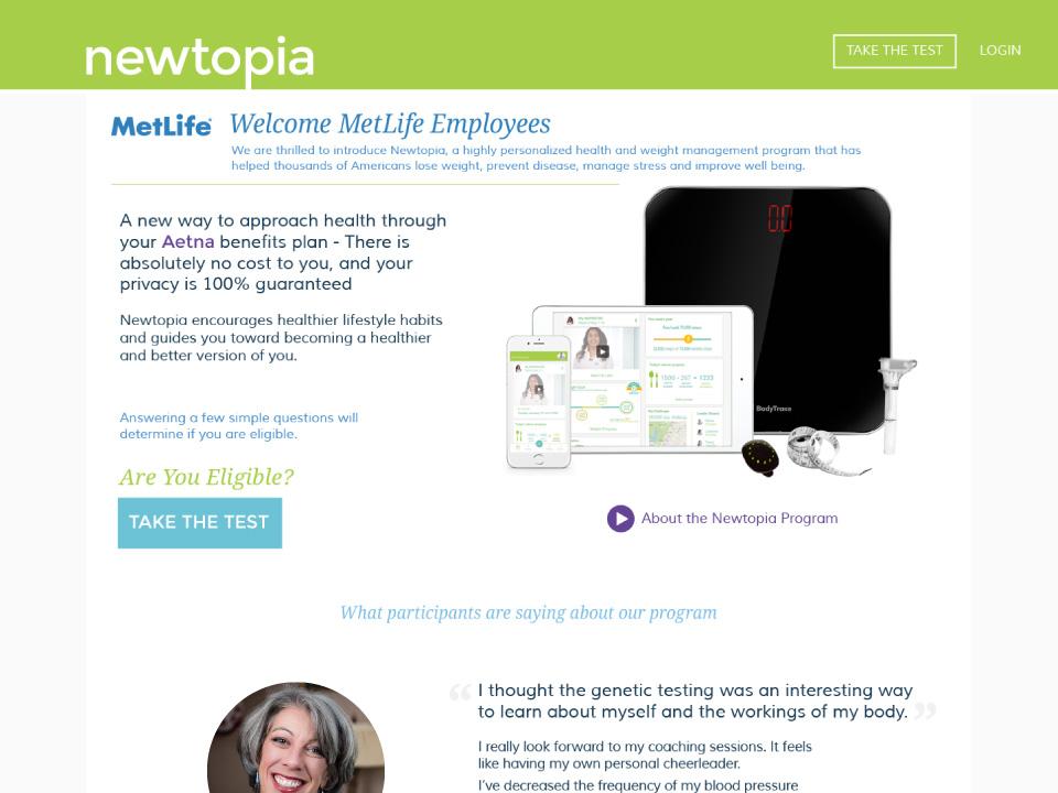 website A New Approach